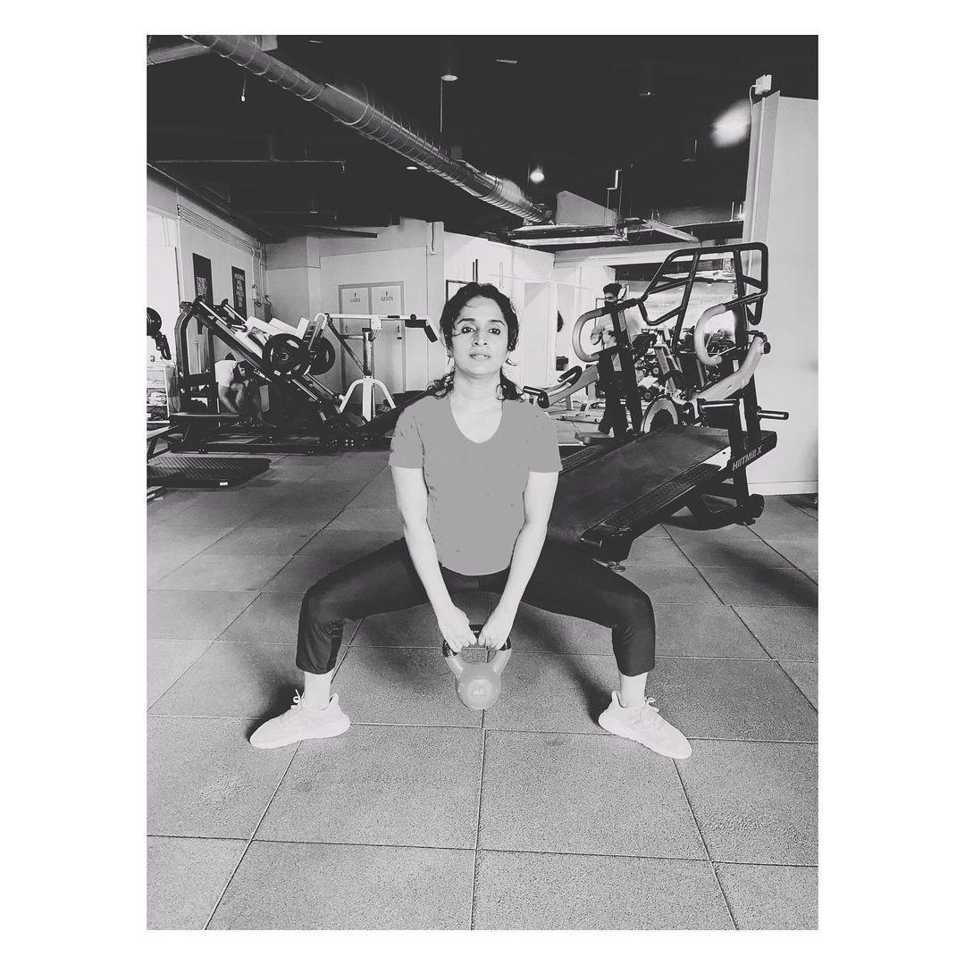 Surabhi actress photos gym
