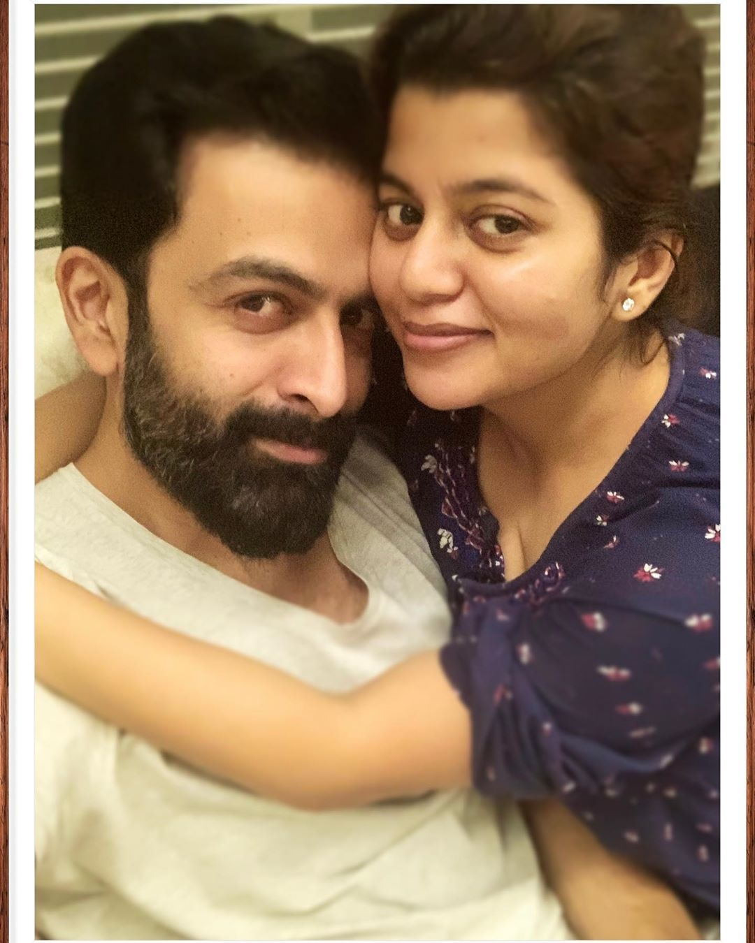 prithviraj daughter birthday