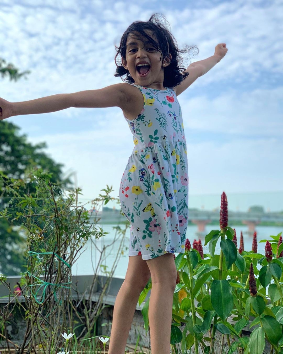 prithviraj daughter birthday photos