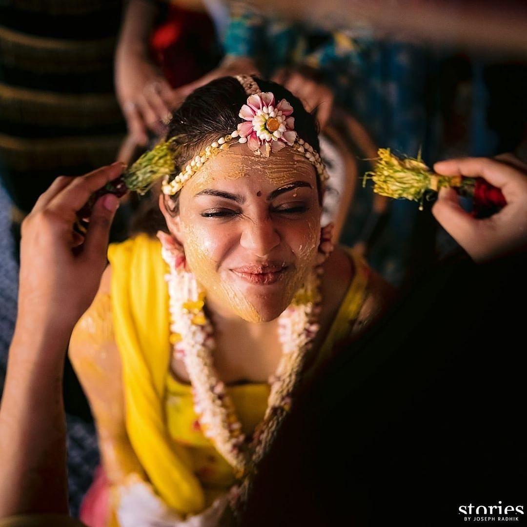 kajal wedding