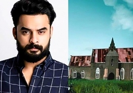 Tovino's 'Minnal Murali' film set destroyed by Bajrang Dal workers!