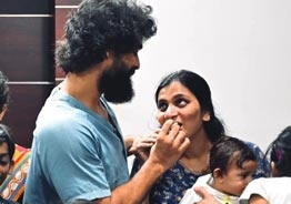 In pics: Tovino Thomas and wife Lidiya celebrate their 6th wedding anniversary