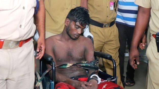 vadival Vineeta arrest pics