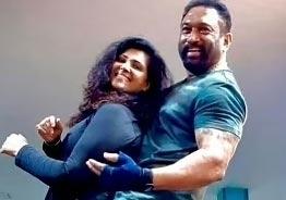 Popular actress Vani Vishwanath makes a comeback alongside her husband