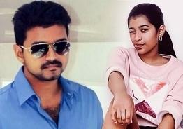 Vijay fans celebrate his daughter Divya Saasha's recent pic!