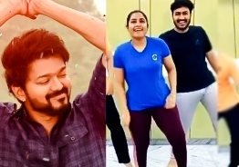 'Vaathi Coming': Vijay fans celebrate this serial actress' dance video!