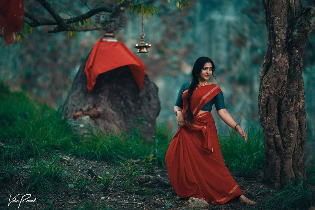 anu sithara dance