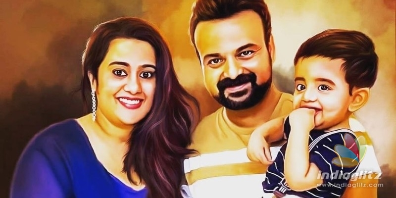 Kunchacko Bobans holiday pictures with family go viral!
