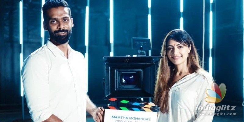 Mamta Mohandas makes a BIG happy announcement