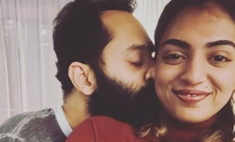Nazriya's Instagram account gets hacked!