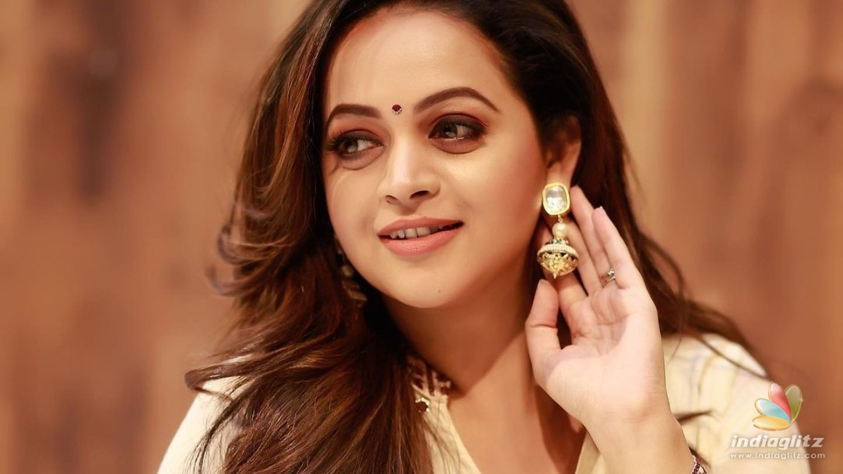 Actress Bhavana hits the gym to shed lockdown weight