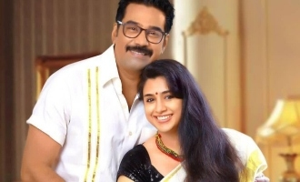 Biju Menon's sweet wedding anniversary wish for his wifey Samyukta wins the internet