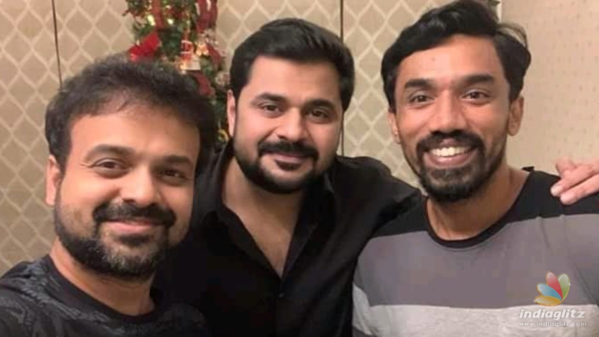Kunchacko Boban shares an exciting announcement