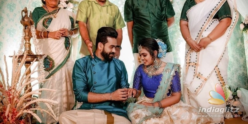 See pics: Popular TV actors gets engaged