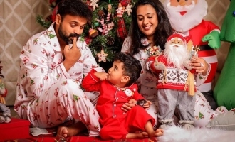 In pics, Here's how Mollywood stars celebrated Christmas