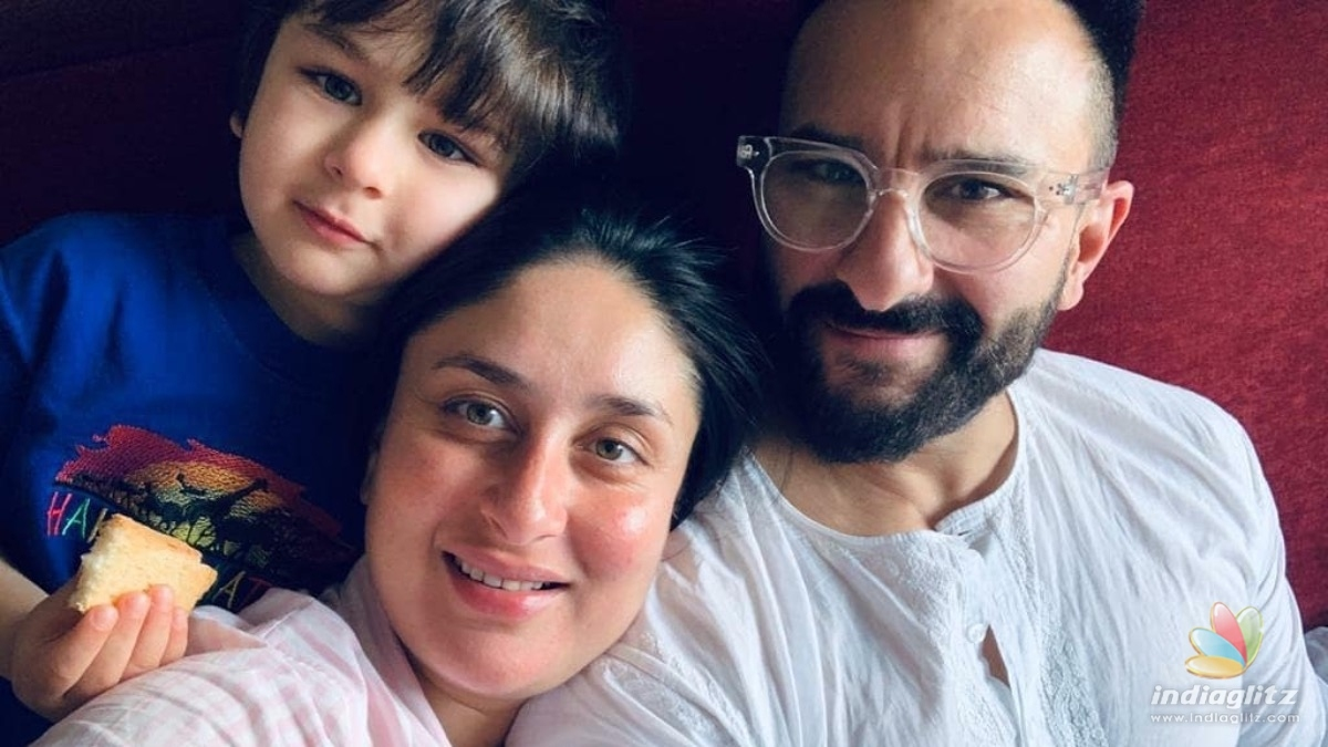 Kareena Kapoor gives a glimpse of her dream home