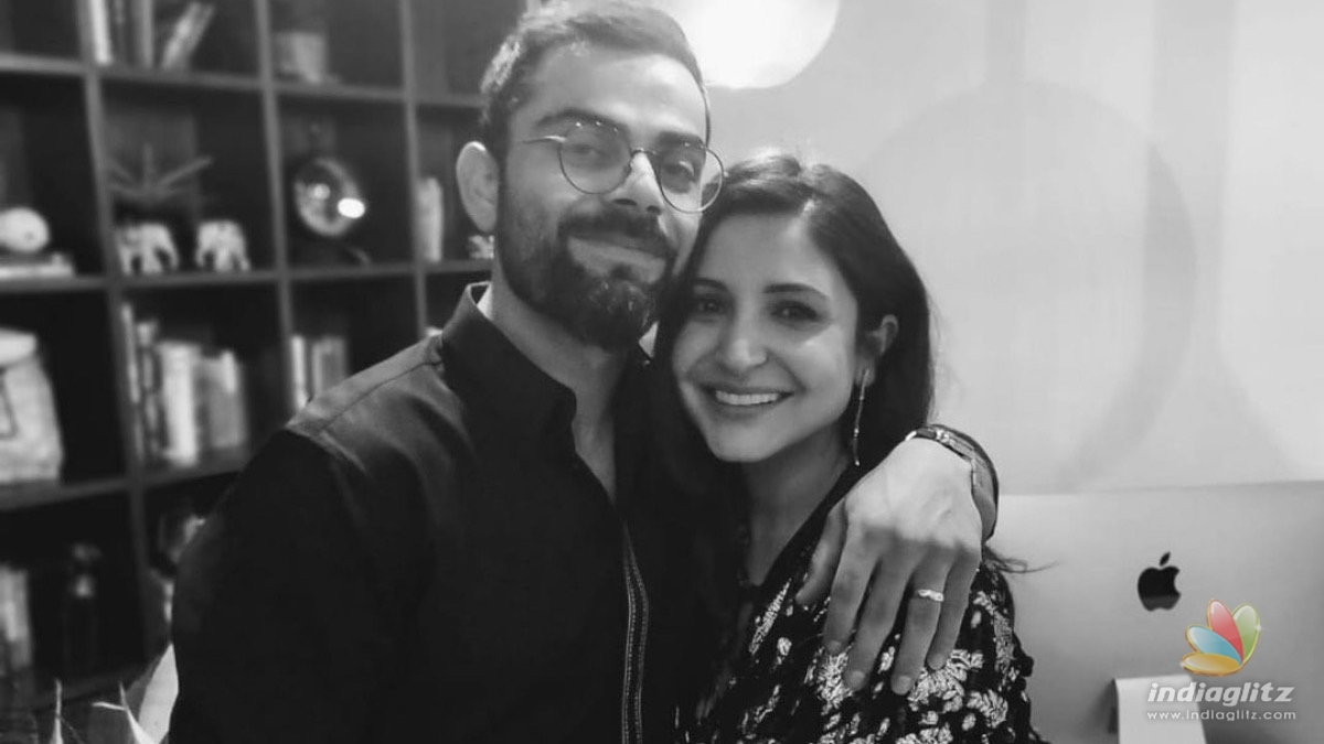 VIRAL PIC: Virat and Anushka name their baby girl