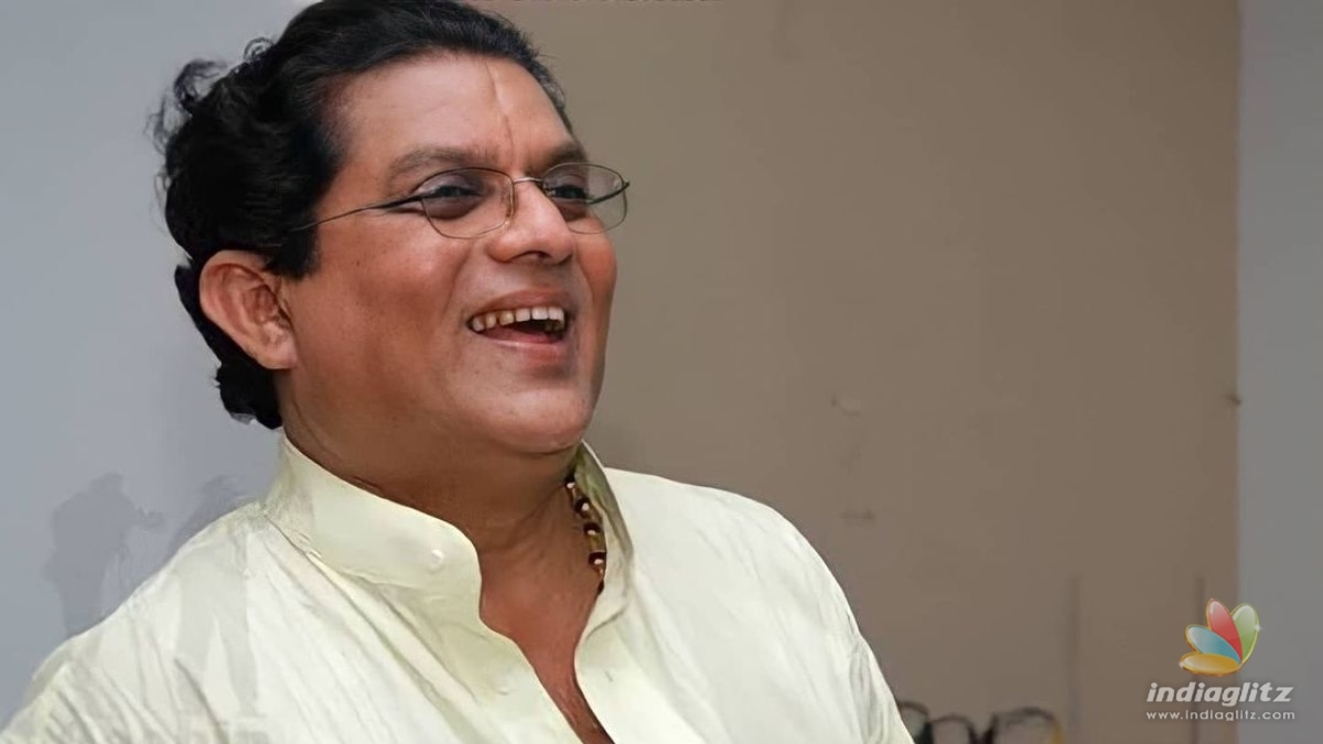 Jagathy Sreekumar's pics with wife go viral