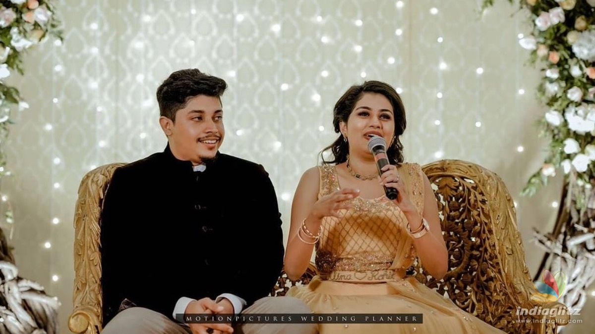 In pics: Celebrities at Alina Padikkals engagement ceremony