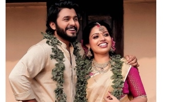Chembarathi serial fame Prabhin entered wedlock