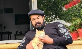 Mohanlal's Aarattu gets a release date