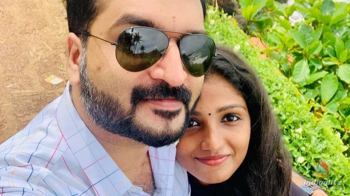 Chembarathi serial actor Stebin Jacob enters wedlock