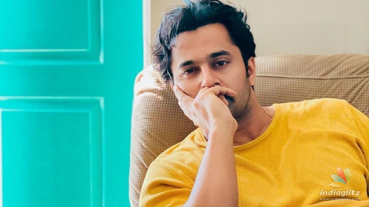 Unni Mukundan has an interesting plan for this Valentines Day