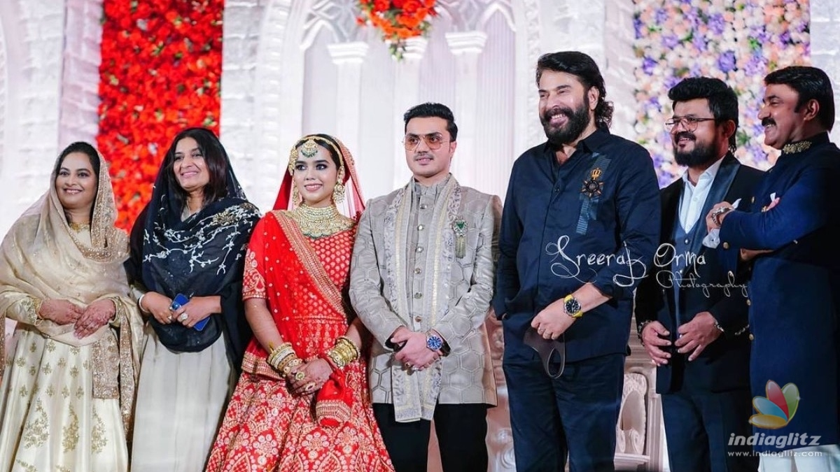 In pics: Celebrities galore at Nadirshahs daughters wedding reception