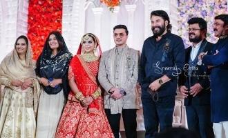 In pics: Celebrities galore at Nadirshah's daughter's wedding reception