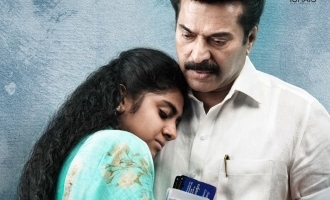 New poster of Mammootty's One is winning the internet
