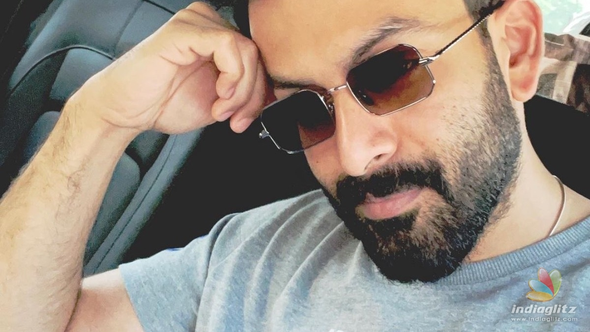 Prithviraj and Joju George team up for the first time