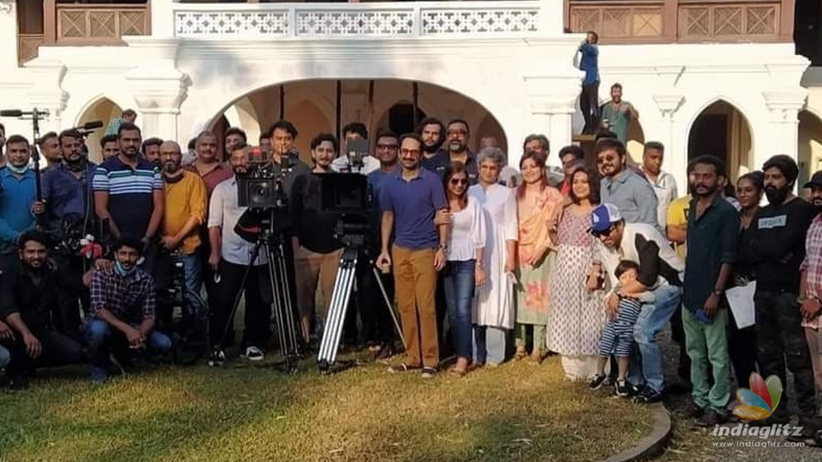 Mammoottys Bheeshma Parvam location stills leaked online