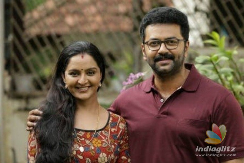 Actress says Indrajith is my good friend