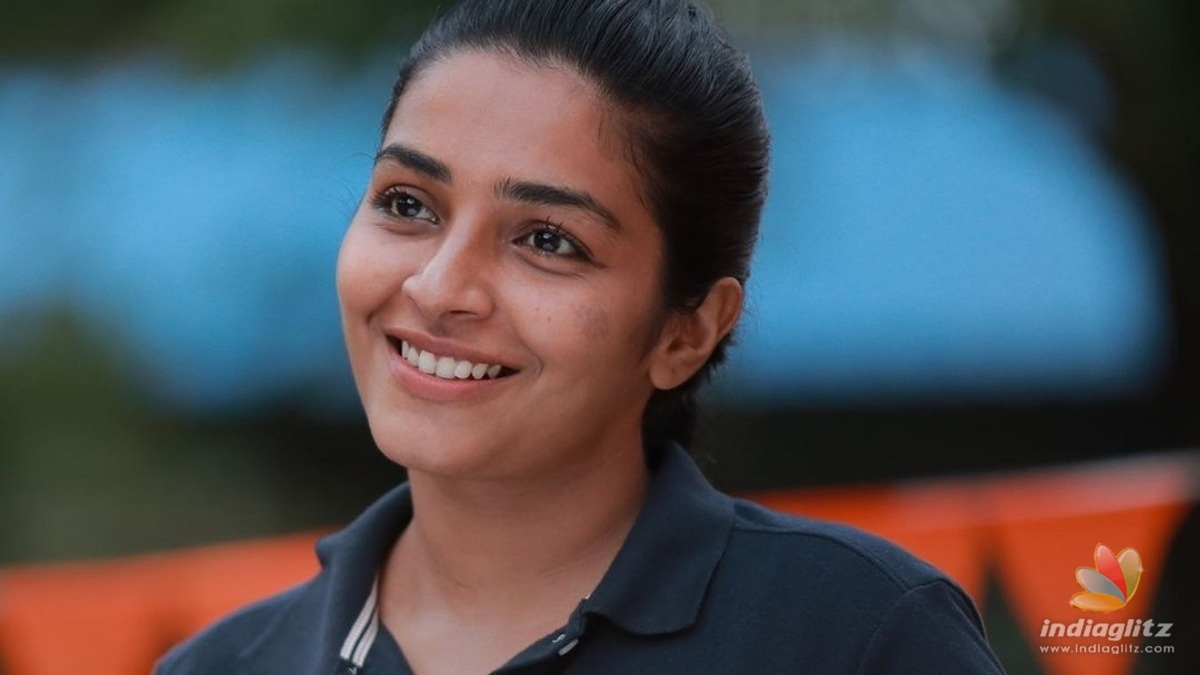 Karnan actress Rajisha Vijayan makes an important announcement!