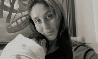 Kareena Kapoor shares first picture of newborn son