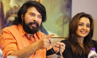 Mammootty opens up about his entry to politics
