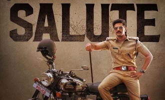 Dulquer Salmaan's cop avatar is winning the internet