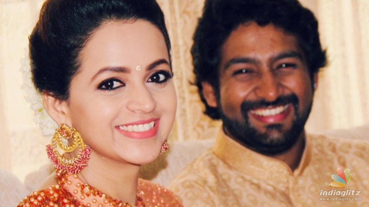 In pics: Actress Bhavana cherishes her engagement day moments