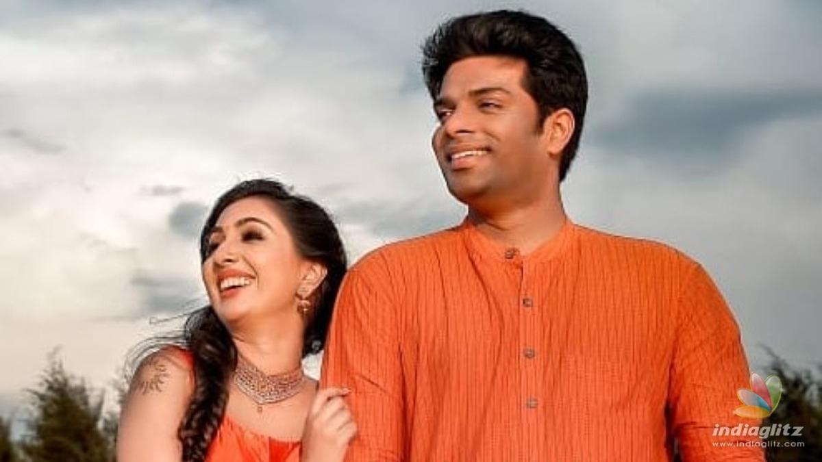 Popular star kid Utthara Unni enters wedlock