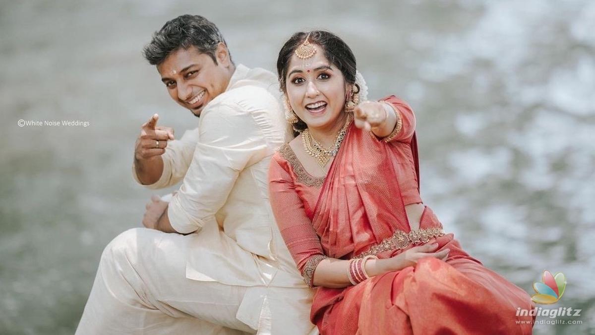 Popular internet sensation Haritha enters wedlock