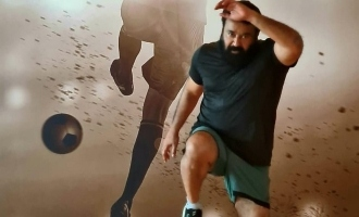 Mohanlal's latest gym still leaves fans speechless!