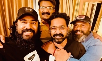 It's a wrap for Nivin Pauly-Asif Ali starrer Mahaveeryar!