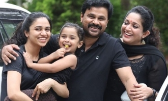 Viral: Actor Dileep's latest family picture is too cute to miss!