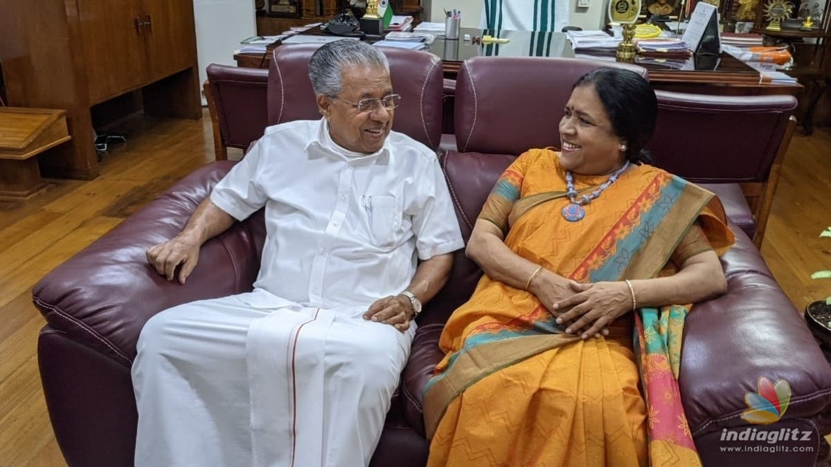 Kerala CM Pinarayi Vijayan shares a lovely picture with wife on wedding anniversary