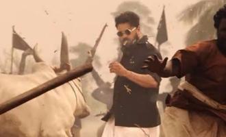 'Kammarasambhavam' teaser a visual treat indeed!