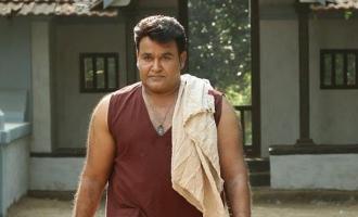 manoj joshi in Mohanlal Odiyan