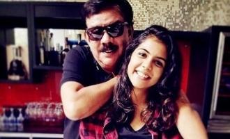 Priyadarshan gets emotional about her daughter Kalyani