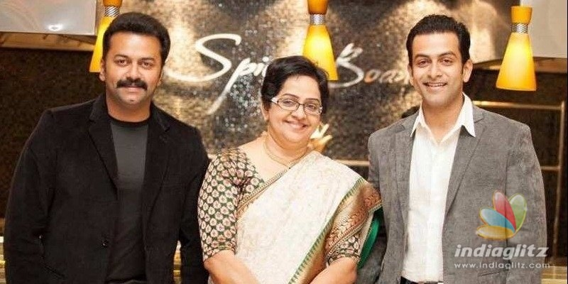 Is Prithviraj or Indrajith a better actor? Mallika Sukumaran answers!