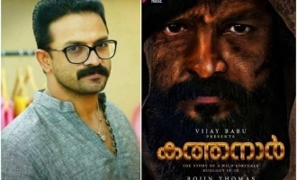 Jayasurya reveals his preparations for Kathanar