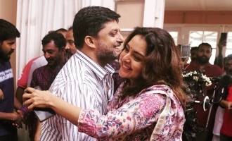 It's a wrap for Manju Warrier's next